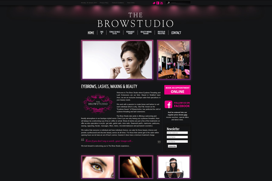 The Browstudio