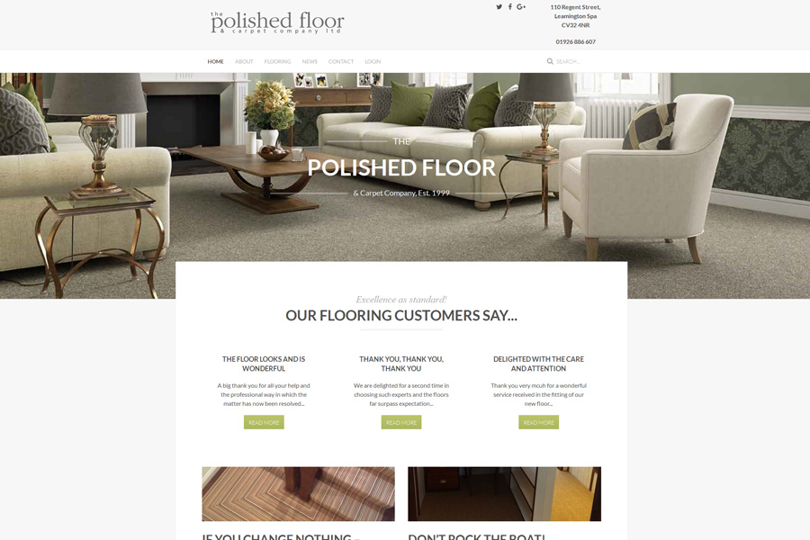 The Polished Floor Company